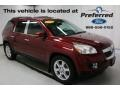 Red Jewel 2007 Saturn Outlook XR AWD