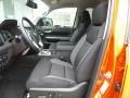 2016 Toyota Tundra Graphite Interior Interior Photo