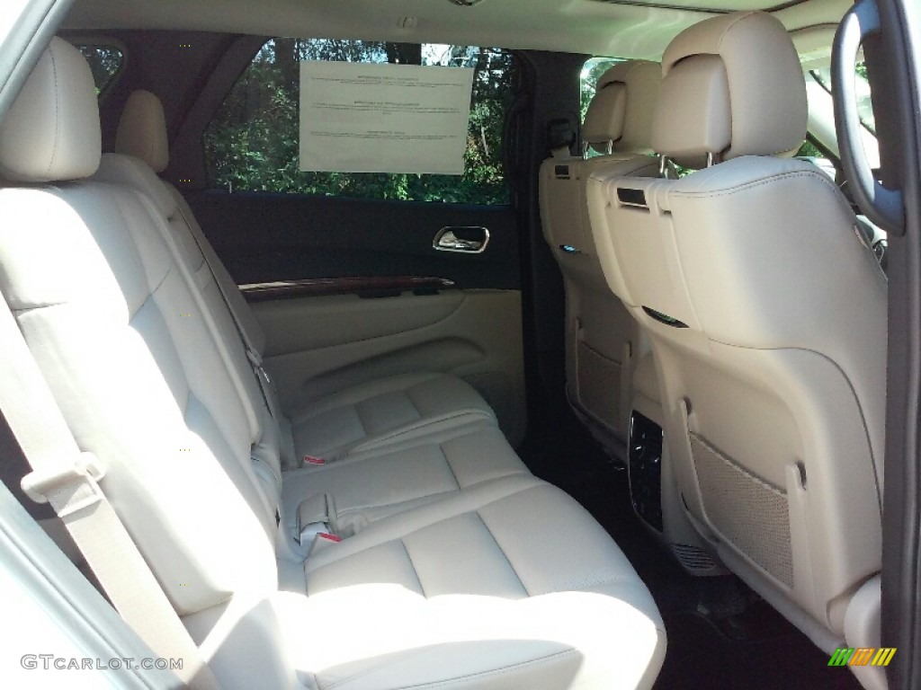 Miraculous 2017 Dodge Durango Citadel Awd Rear Seat Photo 115117386 Alphanode Cool Chair Designs And Ideas Alphanodeonline
