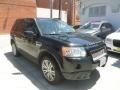 Santorini Black Metallic 2009 Land Rover LR2 HSE