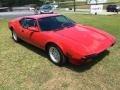 1972 Pantera  Red