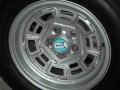 1972 Pantera  Wheel