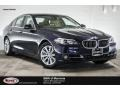 2016 Imperial Blue Metallic BMW 5 Series 528i Sedan #115128384