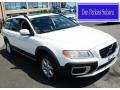 Ice White 2008 Volvo XC70 AWD