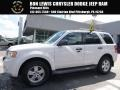 2010 White Suede Ford Escape XLT V6 4WD #115128417