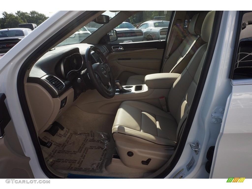 2017 ivory tri coat jeep grand cherokee overland 115164555 photo 9 car color. Black Bedroom Furniture Sets. Home Design Ideas