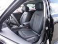 Black 2017 Audi A4 Interiors