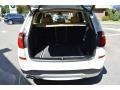 2016 BMW X3 Sand Beige Interior Trunk Photo
