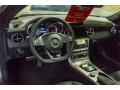 Dashboard of 2017 SLC 43 AMG Roadster