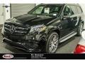 Black 2017 Mercedes-Benz GLS 63 AMG 4Matic