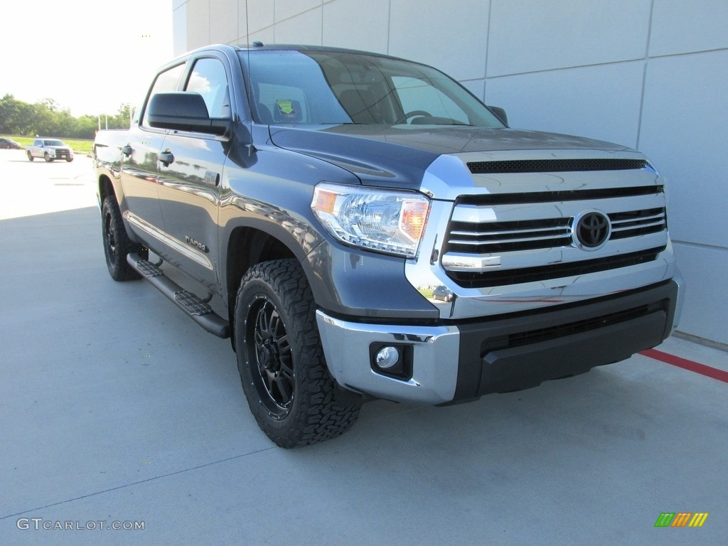 2016 magnetic gray metallic toyota tundra tss crewmax 115251072 car color. Black Bedroom Furniture Sets. Home Design Ideas