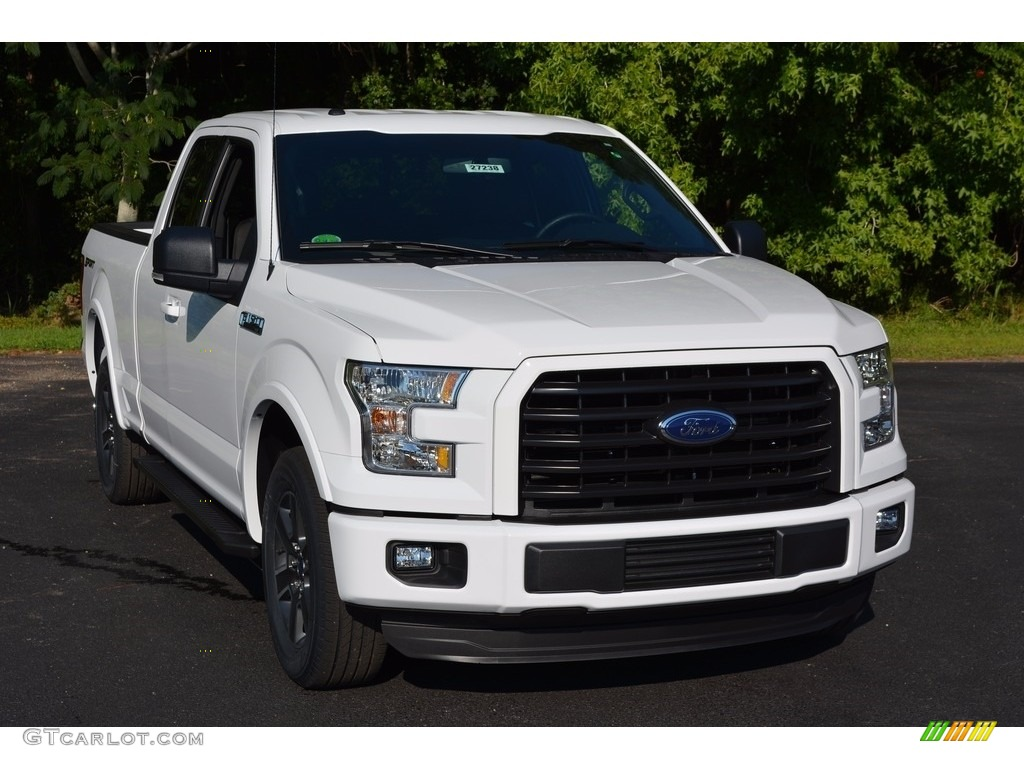2016 oxford white ford f150 xlt supercab 115251126 photo 53 car color galleries. Black Bedroom Furniture Sets. Home Design Ideas