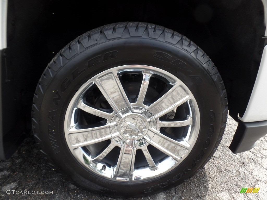 2017 Chevrolet Silverado 1500 High Country Crew Cab 4x4 Wheel Photo #115286920