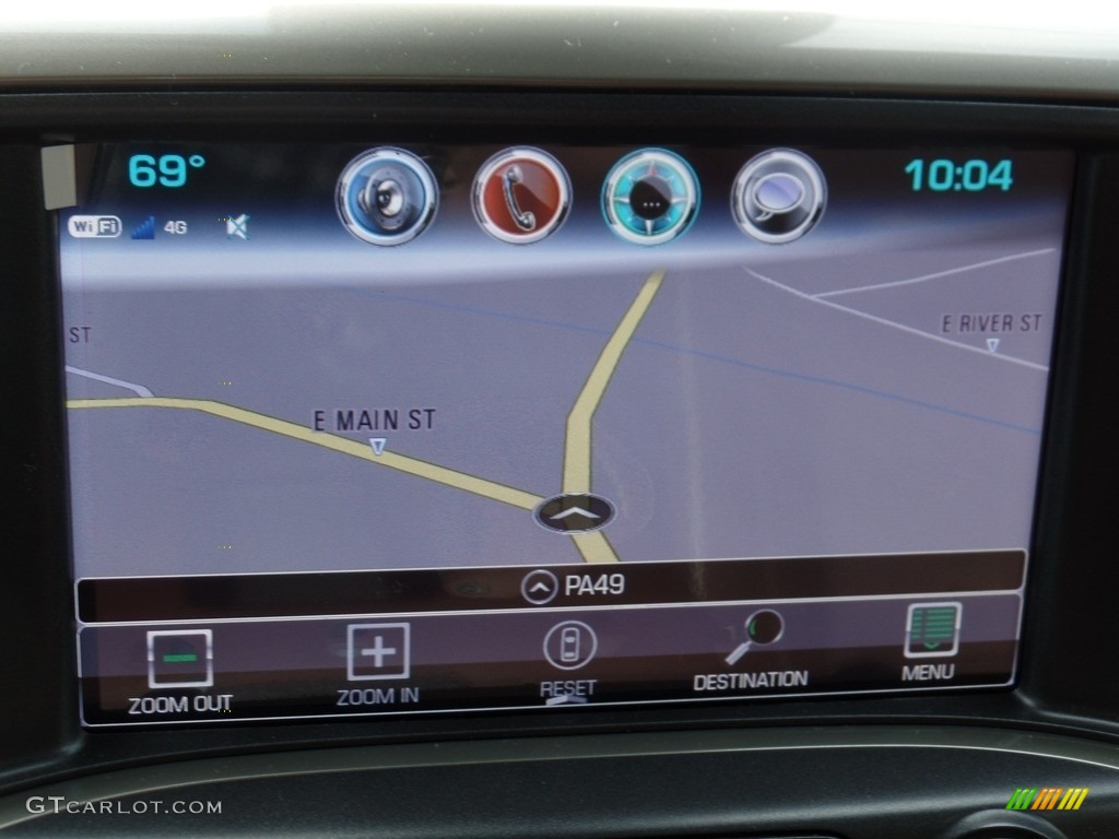 2017 Chevrolet Silverado 1500 High Country Crew Cab 4x4 Navigation Photo #115287742