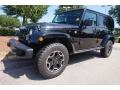Black 2016 Jeep Wrangler Unlimited Gallery