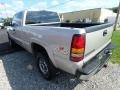 2005 Silver Birch Metallic GMC Sierra 2500HD SLE Extended Cab 4x4  photo #2
