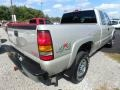 2005 Silver Birch Metallic GMC Sierra 2500HD SLE Extended Cab 4x4  photo #4