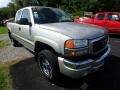 2005 Silver Birch Metallic GMC Sierra 2500HD SLE Extended Cab 4x4  photo #5