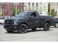 Tuxedo Black 2014 Ford F150 FX4 Tremor Regular Cab 4x4