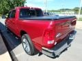 2012 Deep Cherry Red Crystal Pearl Dodge Ram 1500 SLT Crew Cab 4x4  photo #4