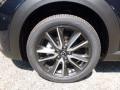 2017 Mazda CX-3 Touring AWD Wheel and Tire Photo