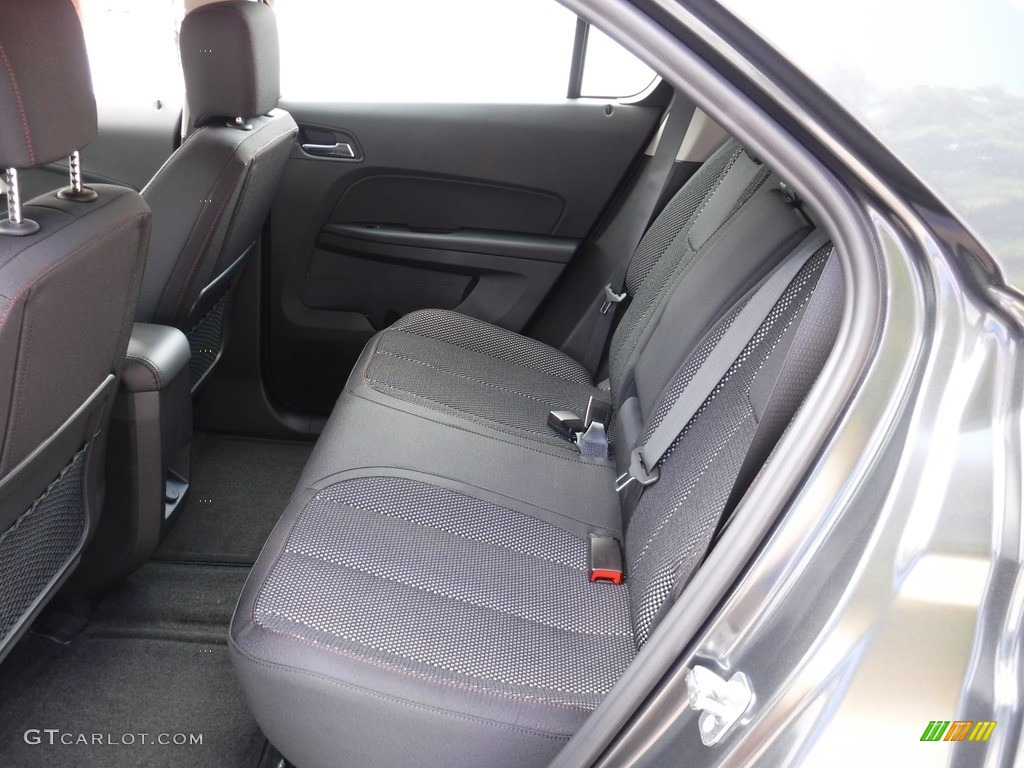 2017 Nightfall Gray Metallic Chevrolet Equinox Ls Awd