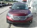 2014 Basque Red Pearl II Honda CR-V EX-L AWD  photo #5