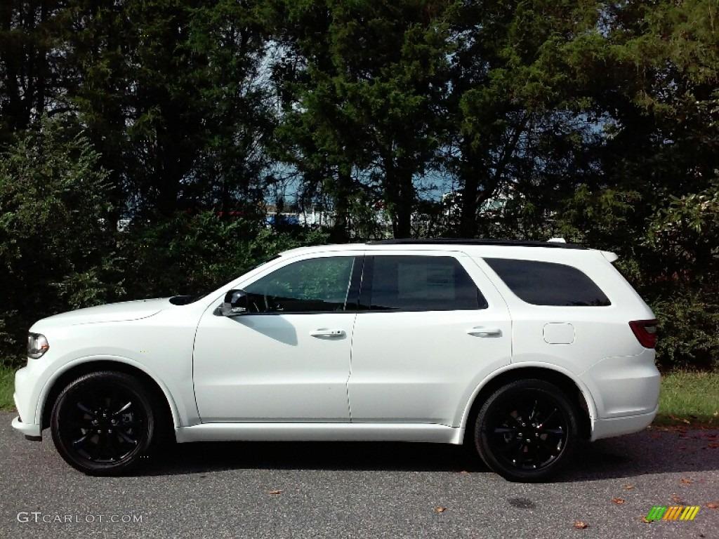 2017 White Knuckle Dodge Durango RT AWD 115330166  GTCarLotcom