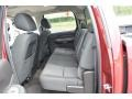 2013 Deep Ruby Metallic Chevrolet Silverado 1500 LT Crew Cab  photo #22