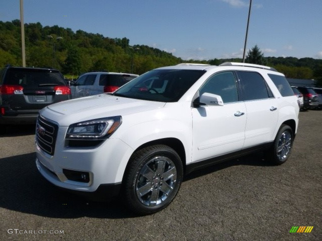 2017 summit white gmc acadia limited awd 115350292 photo 20 car color galleries. Black Bedroom Furniture Sets. Home Design Ideas