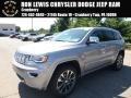 2017 Billet Silver Metallic Jeep Grand Cherokee Overland 4x4 #115370624