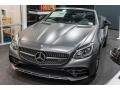 Front 3/4 View of 2017 SLC 43 AMG Roadster