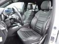 Front Seat of 2012 ML 63 AMG 4Matic