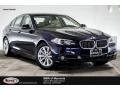 Imperial Blue Metallic 2016 BMW 5 Series 528i Sedan
