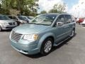 2010 Clearwater Blue Pearl Chrysler Town & Country Limited #115421558
