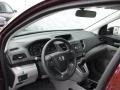 2013 Basque Red Pearl II Honda CR-V EX AWD  photo #10