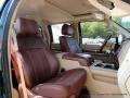 2012 Green Gem Metallic Ford F250 Super Duty King Ranch Crew Cab 4x4  photo #12