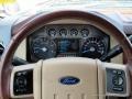 2012 Green Gem Metallic Ford F250 Super Duty King Ranch Crew Cab 4x4  photo #19