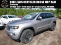 2017 Billet Silver Metallic Jeep Grand Cherokee Trailhawk 4x4 #115421288