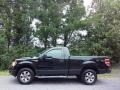 Tuxedo Black Metallic 2013 Ford F150 STX Regular Cab 4x4