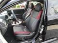 Carbon Black Interior Photo for 2016 Subaru WRX #115469703