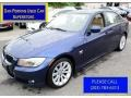 Deep Sea Blue Metallic 2011 BMW 3 Series 328i xDrive Sedan