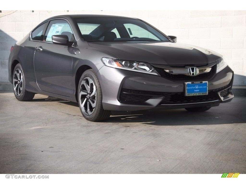 2017 Modern Steel Metallic Honda Accord LX-S Coupe ...