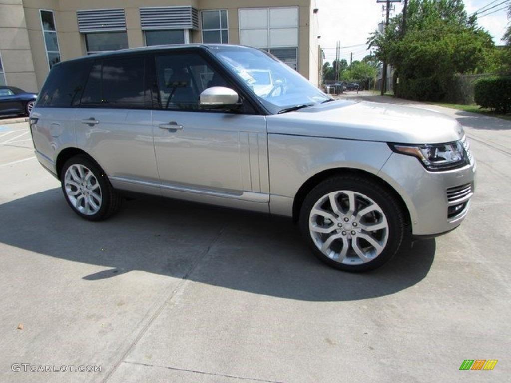 Aruba Metallic Land Rover Range Rover