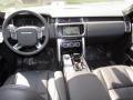 2016 Aruba Metallic Land Rover Range Rover HSE  photo #4