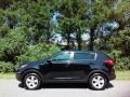 Black Cherry 2012 Kia Sportage LX AWD