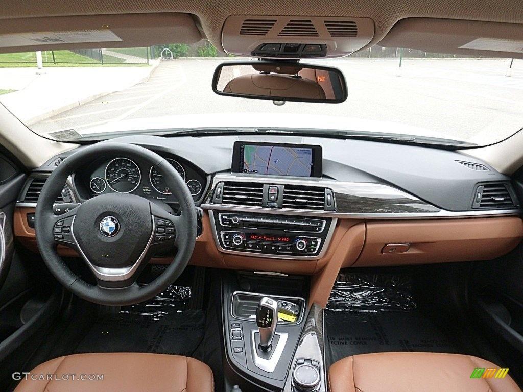 2014 Bmw 3 Series 328i Xdrive Sedan Saddle Brown Dashboard Photo 115517717 Gtcarlot Com