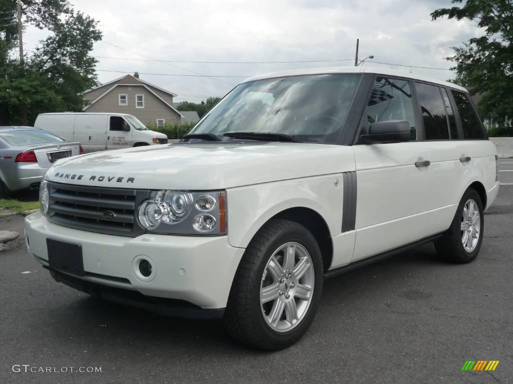 2006 Chawton White Land Rover Range Rover HSE #11545207 ...