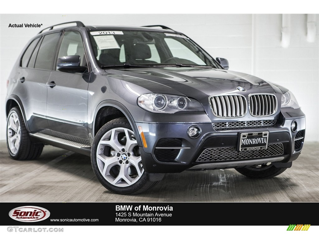 2013 platinum gray metallic bmw x5 xdrive 35d 115535540 car color galleries. Black Bedroom Furniture Sets. Home Design Ideas