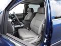 Cocoa/Dune Front Seat Photo for 2017 Chevrolet Silverado 1500 #115543556